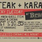 Steak & Karaoke