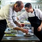 Kokke i arbejde