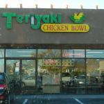 Teriyaki Chicken Bowl Old Town