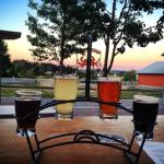 COT Patio View With a Flight