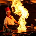 Hibachi is fun, served lunch & dinner