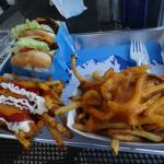 Elevation Burger with Fancy Fries