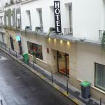 HOTEL (vue de l'appartement)