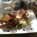 Foie gras to die for