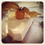 No cheesecake (végétalien)