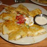 Amazing Chicken Quesadilla