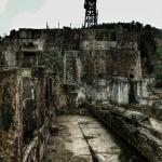Peña del Hierro, ruinas