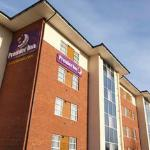 Premier Inn Burton On Trent Central Exterior