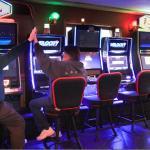 Gaming machines!