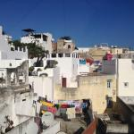 View on the Kasbah