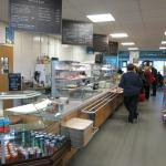 Good quality food produced in the kitchen and comes direct to your table