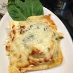 Chicken butternut squash lasagna