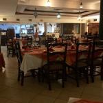 Nawabs dining room