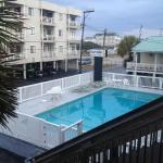 1 of the pools. Oceanfront room. Nov 2014