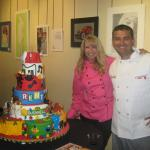 Cake Gypsy cake awarded 1st place by the Cake Boss
