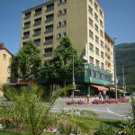 Hotel Alpes & Rhone Foto