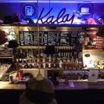 The KAlap Bar