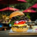 Robbins Island Wagyu Burger