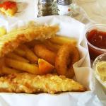 Hoki Fish & Chips