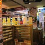 Inside Sam Ryan's Bar Suwon, Korea. (27/Nov/14).
