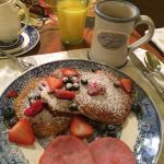 Gluten Free Almond Milk Pumpkin Pancakes... Thanks Barry!!!