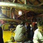 Almoço no sótão