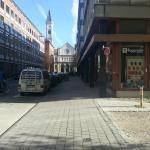 Недалеко Университет Мюнхена