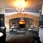 Kings Arms fireplace