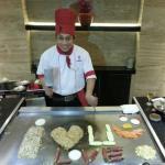 صورة فوتوغرافية لـ Benihana Restaurant