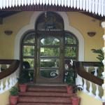 Entrance for lobby