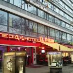 Hoteleingang (Kurfürstendamm)