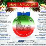 Menú Navidad 2014