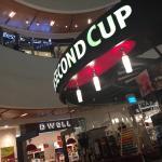 Second cup in 1st floor