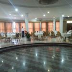 Fine banquet dinning