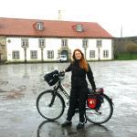 Bike que fiz o passeio até Santiago de Compostela