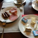 Exemple de petit déj salé