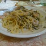 spaghetti alla pot pourri