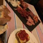 Le gourmet & bruschette
