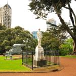 Памятный монумент в честь Англо-бурских войн 1899 – 1902 годов.