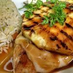 Malibu Chicken Dinner Special