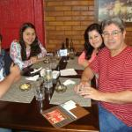 Almoço dia dos pais no Tirol