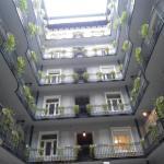 interno Hotel Barros (Atrio)