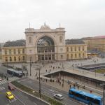 Vista Dall'Hotel su Piazza Barros Ter.