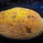 The omlette