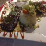 Skirt Steak with Rice and Onions!!! Delicious!!! Must Try.