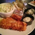 All you can eat Friday Fish Fry