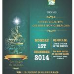 Hotel Lighting Celebration Ceremony