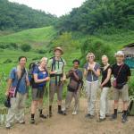Hill tribe Day Trek