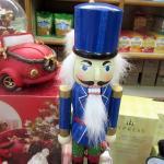 Blue Diamond Almond Store (Christmas Holiday Season 2014), Sacramento, Ca