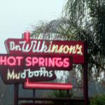 Dr. Wilkerson's Hot Springs Resort, Calistoga, Ca